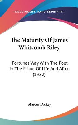 The Maturity of James Whitcomb Riley