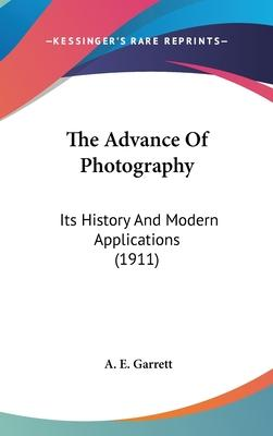 The Advance of Photography