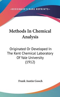 Methods in Chemical Analysis