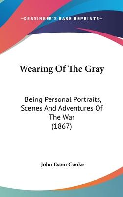 Wearing Of The Gray
