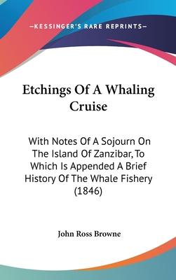 Etchings of a Whaling Cruise