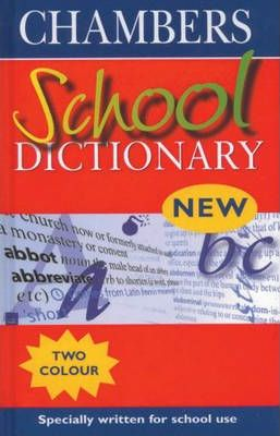 Chambers School Dictionary