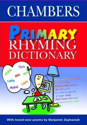 Primary Rhyming Dictionary