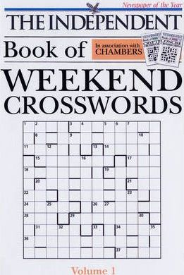 "Chambers ""The Independent"" Weekend Crosswords: v. 1"