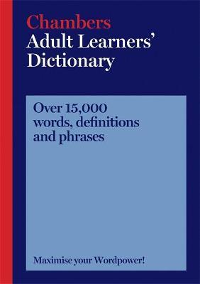 Chambers Adult Learners' Dictionary