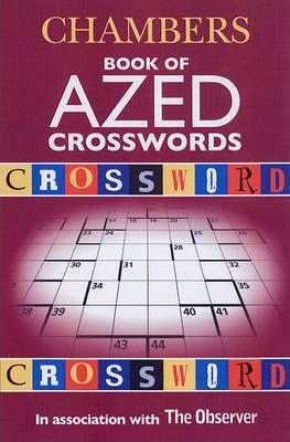 Chambers Book of Azed Crosswords