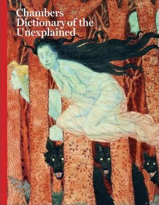 Dictionary of the Unexplained