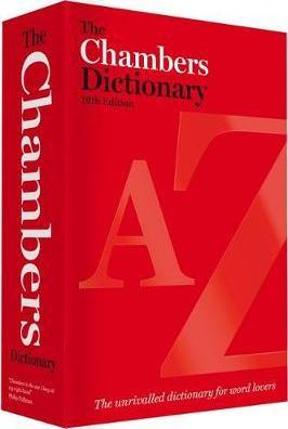 The Chambers Dictionary, 12th Edition (Standard)