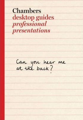 Chambers Professional Presentations