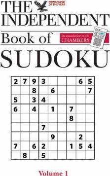 "The ""Independent"" Book of Sudoku: v. 1"