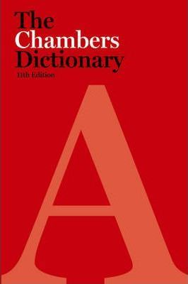 The Chambers Dictionary, 11th edition