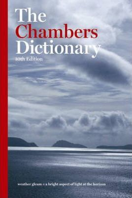 The Chambers Dictionary: Thumb Index