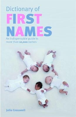 Chambers Dictionary of First Names
