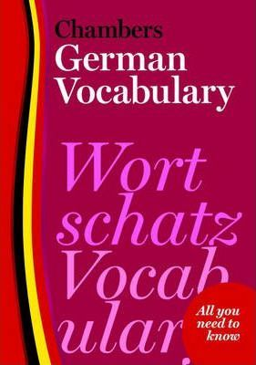 Chambers German Vocabulary