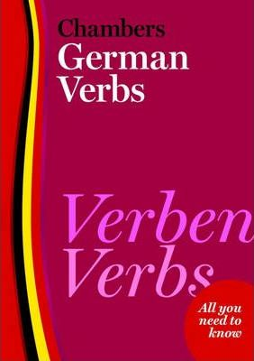 Chambers German Verbs