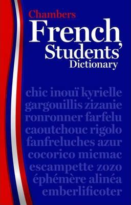 Chambers French Students' Dictionary