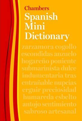 Chambers Spanish Mini Dictionary