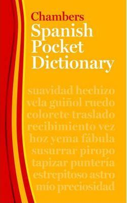 Chambers Spanish Pocket Dictionary