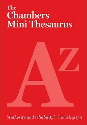 Chambers Mini Thesaurus