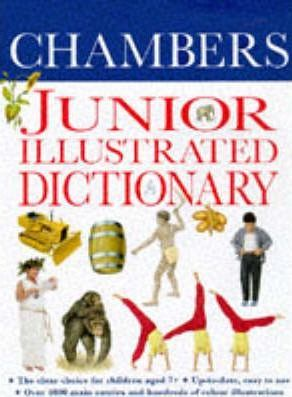 Chambers Junior Illustrated Dictionary