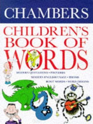 Chambers Children's Book of Words