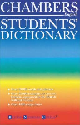 Chambers Students' Dictionary