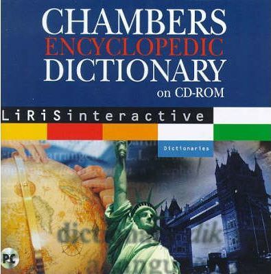 Chambers Encyclopedic English Dictionary on CD-ROM