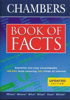 The Chambers Book of Facts