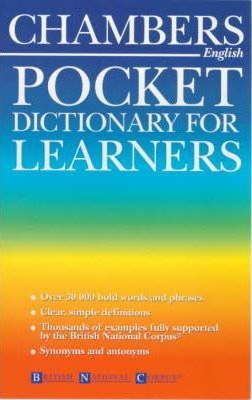 Chambers Pocket Dictionary for Learners