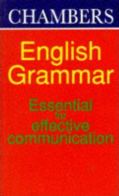 Chambers English Grammar
