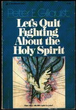 Let's Quit Fighting About the Holy Spirit