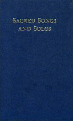 Sankey's Sacred Songs and Solos: Words Only Edition