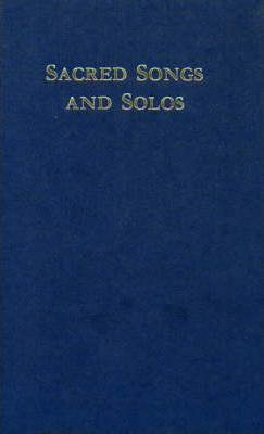 Sankey's Sacred Songs and Solos: Words Only