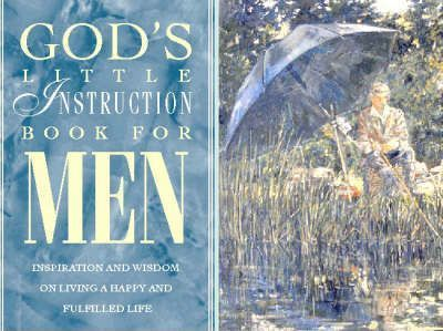 God's Little Instruction Book for Men