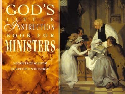 God's Little Instruction Book for Ministers