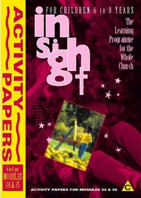 Insight: Insight for Children Year Two Activity Papers for 6-8 Year Olds Bk.3