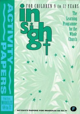 Insight: Insight for Children Year Three Activity Book for 9-11 Year Olds Bk. 6