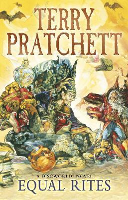 Equal Rites Discworld Novel 3