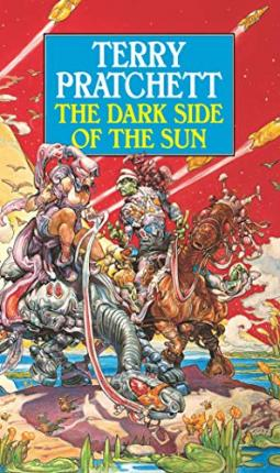 The Dark Side Of The Sun Cover Image