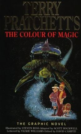 The Colour of Magic: Graphic Novel