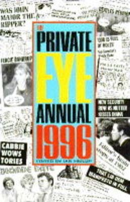 """The """"Private Eye"""" Annual 1996"""