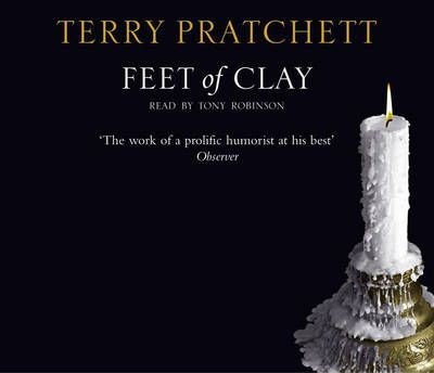 Terry Pratchett Books Feet Of Clay 9780552153263