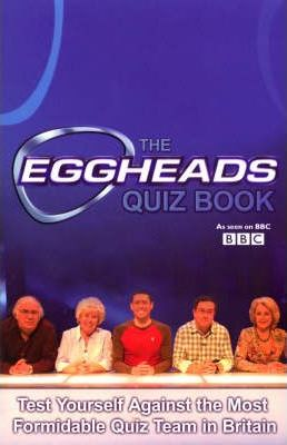 """The """"Eggheads"""" Quizbook"""