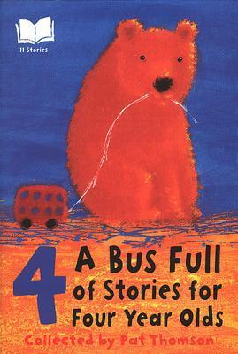 A Bus Full Of Stories For 4 Year Olds