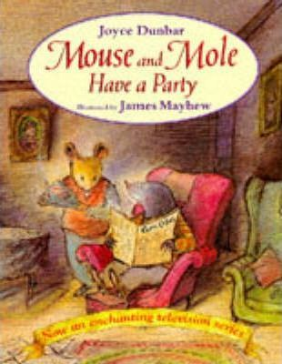Mouse and Mole Have a Party