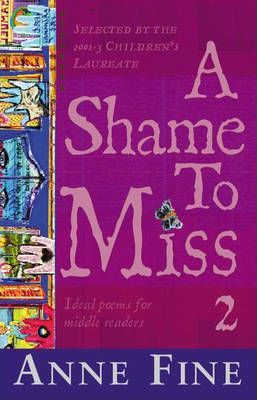 SHAME TO MISS POETRY COLLECTION 2_ A