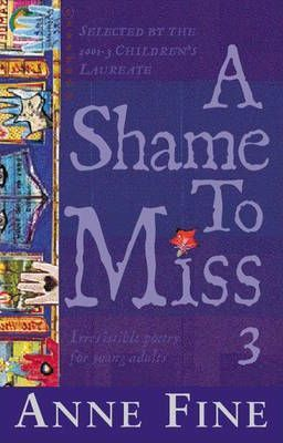 SHAME TO MISS POETRY COLLECTION 3_ A