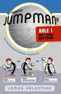 Jumpman Rule One: Don't Touch Anything