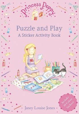 Princess Poppy - Puzzle and Play