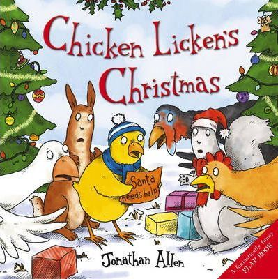 Chicken Lickens Christmas